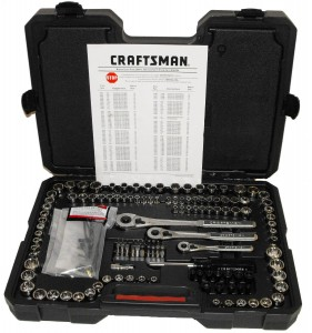 Craftsman 220 Piece Tool Set (with Case)